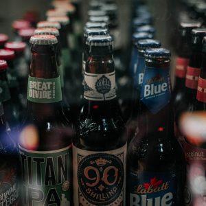 Pub golf drinks
